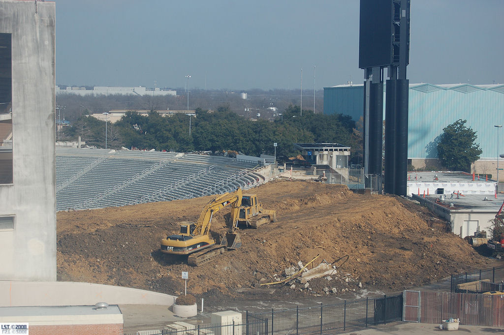 Cotton Bowl Expansion