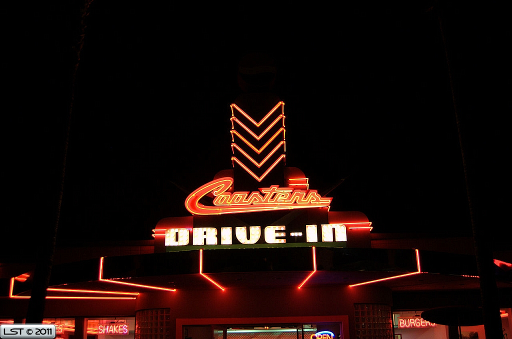 Coasters Drive-In