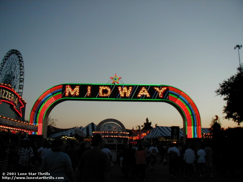 Midway Arch