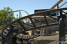 Back Lot Stunt Coaster