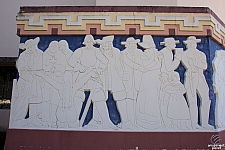 Tower Building Frieze