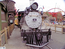 Ghost Town Calico Railroad