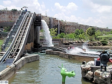Bugs' White Water Rapids