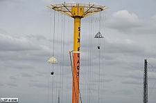 Parachute Training Center: Edwards AFB Jump Tower
