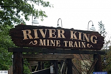 River King Mine Train