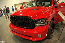 RAM 1500 Night Edition