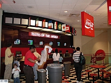 World of Coca-Cola (I)